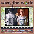 Save the World - Club Eco