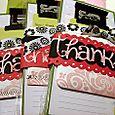 Teacher Appreciation Thank-You's